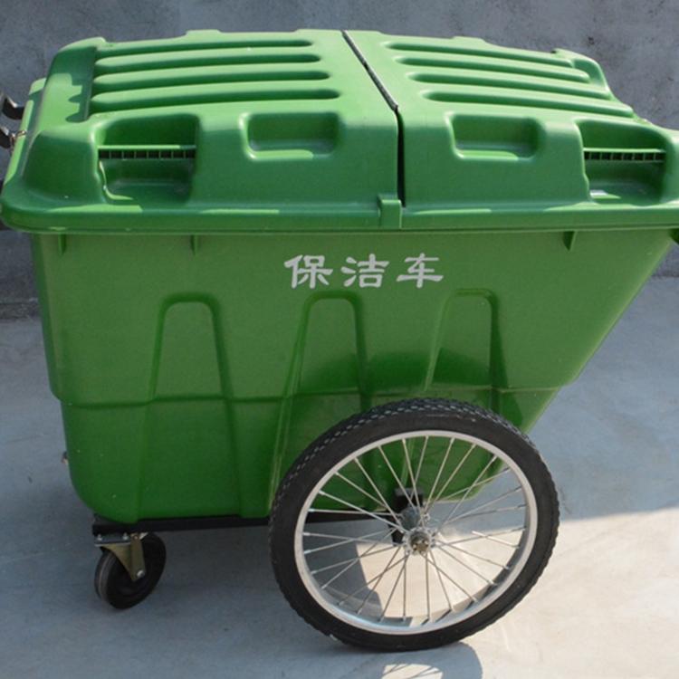 小型手推垃圾车